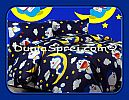 Doraemon moon blue and navy